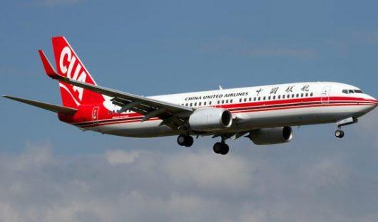China United B737